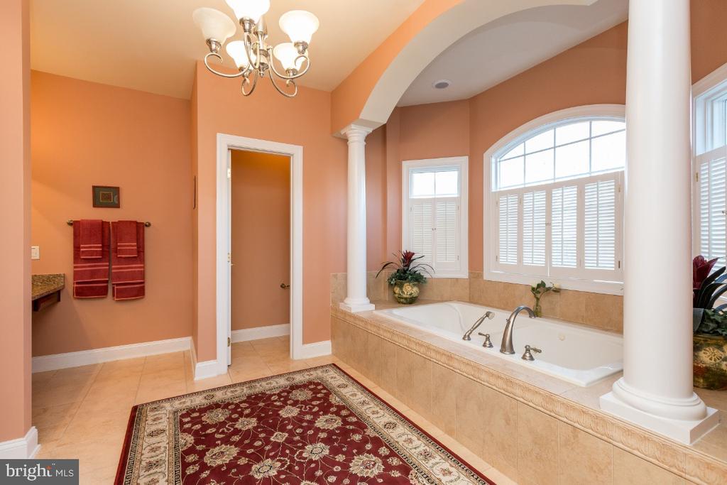 Master Bathroom - 40732 CHEVINGTON LN, LEESBURG