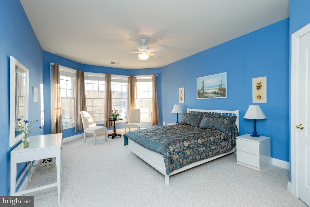 Large Bedroom with Private Bathroom - 40732 CHEVINGTON LN, LEESBURG