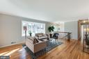 South facing property for light all day long - 10300 WOOD RD, FAIRFAX