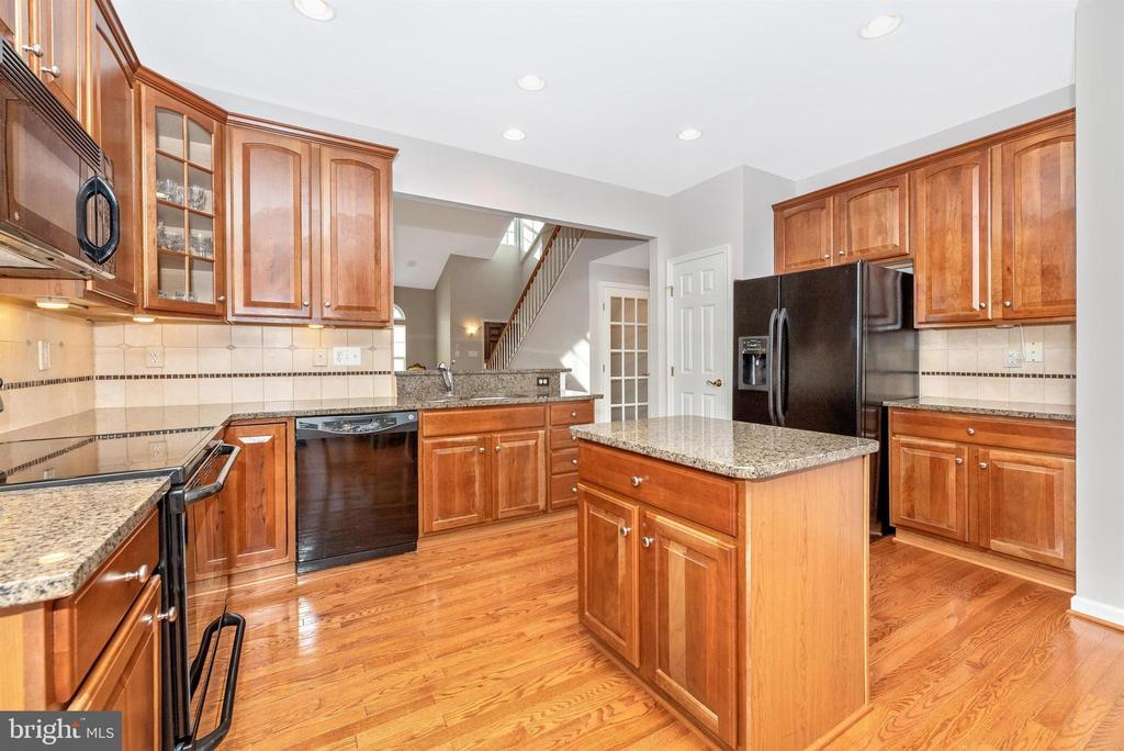 Kitchen - 10574 EDWARDIAN LN #131, NEW MARKET