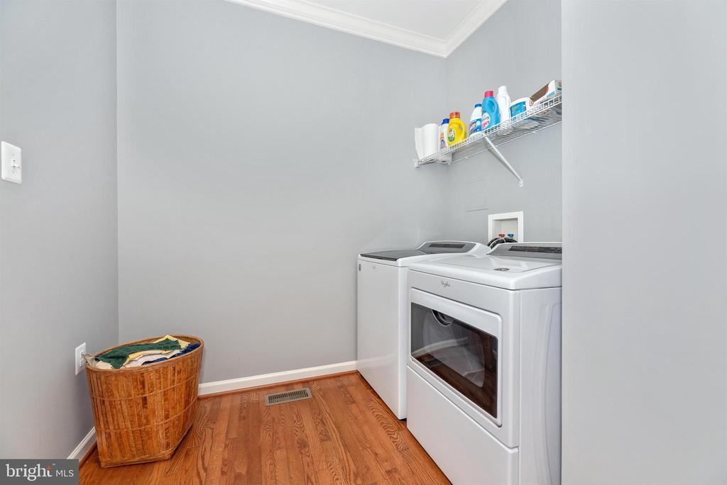 Laundry Room - 10574 EDWARDIAN LN #131, NEW MARKET