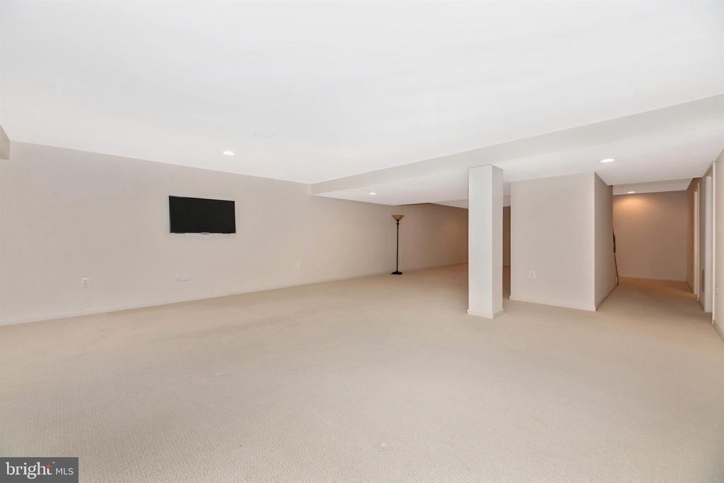 Lower Level Family Room - 10574 EDWARDIAN LN #131, NEW MARKET