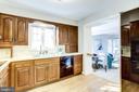Family room off-kitchen - 3412 ALABAMA AVE, ALEXANDRIA