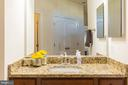 Separate vanities - 41932 CLOVER VALLEY CT, ASHBURN