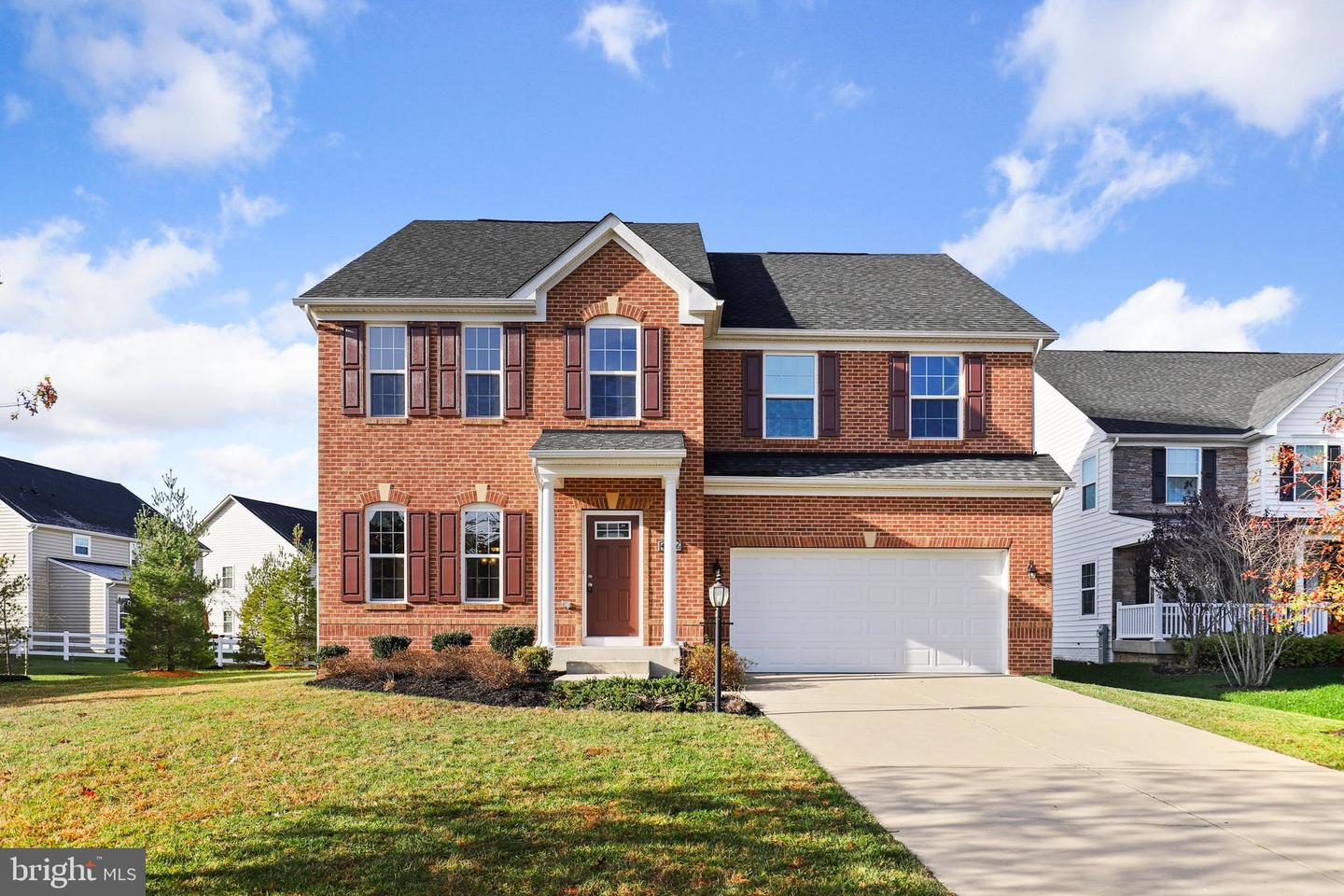 Single Family Homes for Sale at Bowie, Maryland 20720 United States