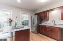 Beautifully updated kitchen - 31 N OAKLAND ST, ARLINGTON