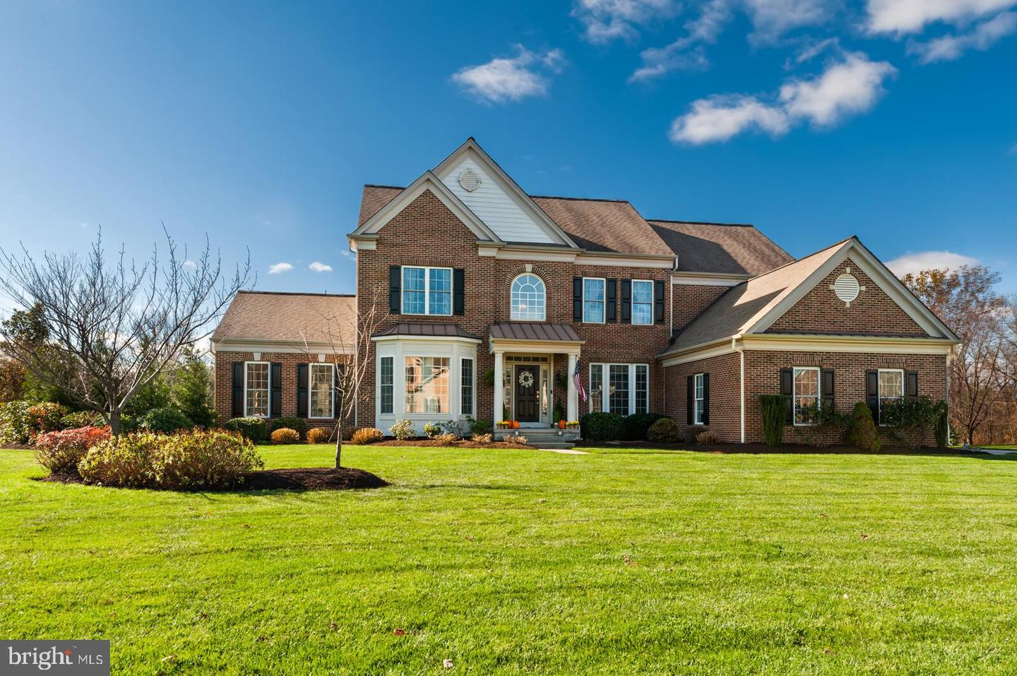 Single Family Homes for Sale at Robbinsville, New Jersey 08691 United States