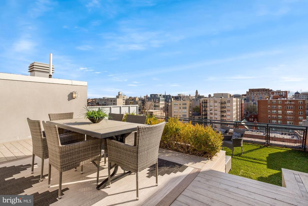 Perfect for entertaining or relaxing alike - 1515 15TH ST NW #708, WASHINGTON