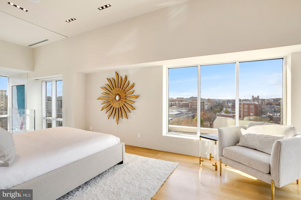 Upper level owner's suite - 1515 15TH ST NW #708, WASHINGTON