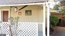 kitchen porch, vintage saw found on property - 4343 39TH ST NW, WASHINGTON