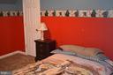 Upstairs bedroom - 8006 CAMPFIRE LN, FREDERICKSBURG