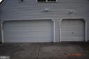 Three car garage - 8006 CAMPFIRE LN, FREDERICKSBURG