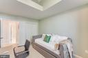 Second bedroom can be home office - 6922 ELLINGHAM CIR #122, ALEXANDRIA