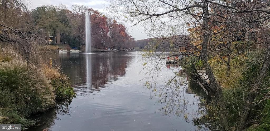 lake Anne around corner from house - 11503 MAPLE RIDGE RD, RESTON