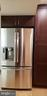 Large capacity LG refrigerator - 11503 MAPLE RIDGE RD, RESTON