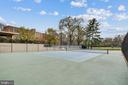 Tennis Courts - 1300 ARMY NAVY DR #323, ARLINGTON
