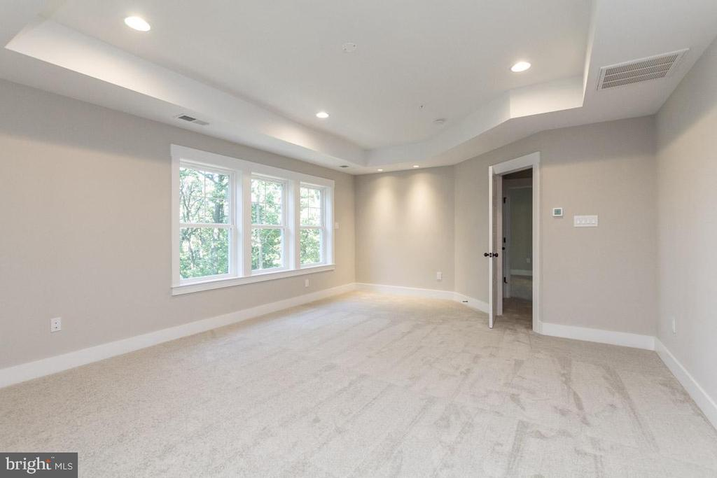 Gorgeous tray ceilings. - 6789 ACCIPITER DR, NEW MARKET