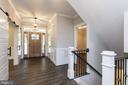 Grand foyer. - 6789 ACCIPITER DR, NEW MARKET