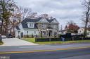 Building Facade - 6614 EDSALL RD, SPRINGFIELD