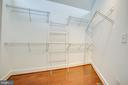 1113 Primary Suite 2 of 2 Closets - 1113 CAROLINE ST, FREDERICKSBURG