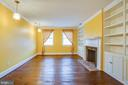 1113 2nd Floor Bedroom (Optional Living Space) - 1113 CAROLINE ST, FREDERICKSBURG