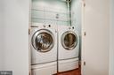 1113 Primary Suite Laundry - 1113 CAROLINE ST, FREDERICKSBURG