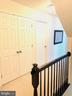 Upper level 1 hall way with ample closets - 43374 TOWN GATE SQ, CHANTILLY