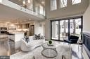 GREAT FLOW FOR ENTERTAINING - 9927 DICKENS AVE, BETHESDA