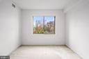 Bedroom with great views! - 19355 CYPRESS RIDGE TER #405, LEESBURG