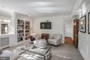 Guest Bedroom/Study - 2446 KALORAMA RD NW, WASHINGTON