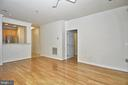High ceilings and crwon moldings!!! - 2310 14TH ST N #205, ARLINGTON