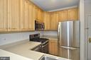 NEW stainless steel appliances - 2310 14TH ST N #205, ARLINGTON