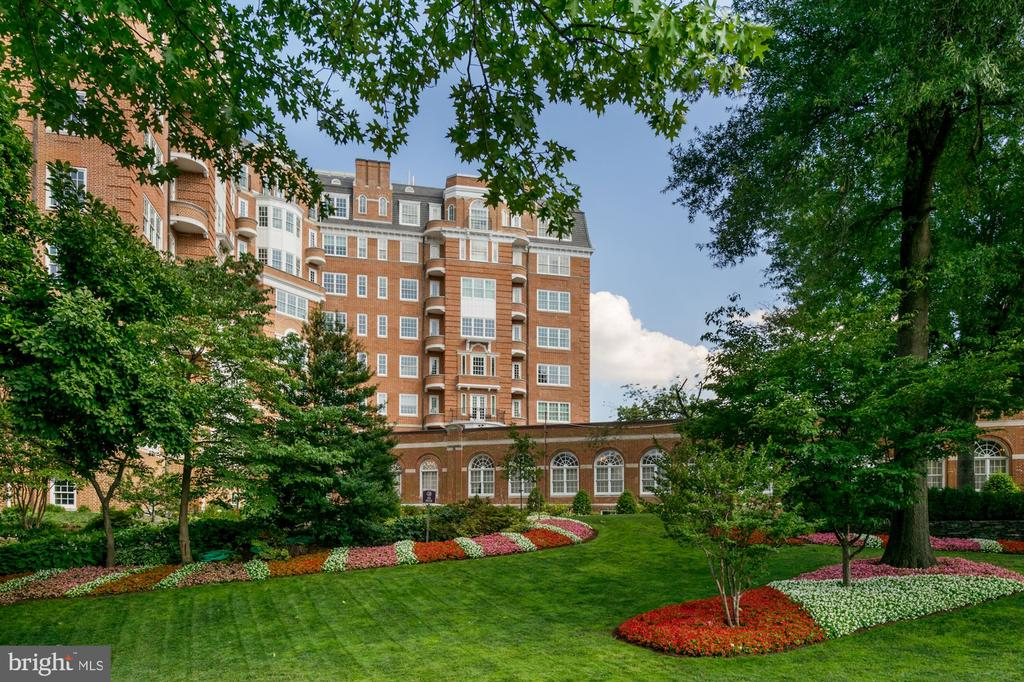 Welcome to Wardman Tower - 2660 CONNECTICUT AVE NW #6C, WASHINGTON