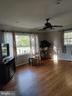 Living Room with bay window - 1516 FEATHERSTONE RD, WOODBRIDGE