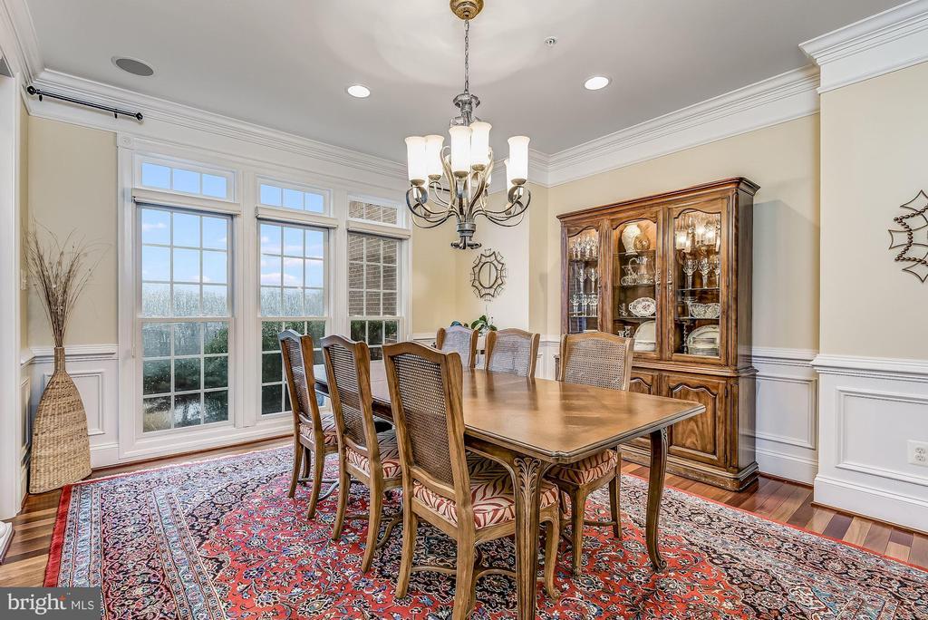 Formal Dining Room - 24018 BURNT HILL RD, CLARKSBURG