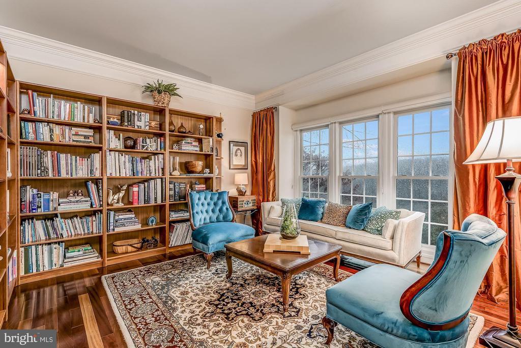 Formal Living Room - 24018 BURNT HILL RD, CLARKSBURG