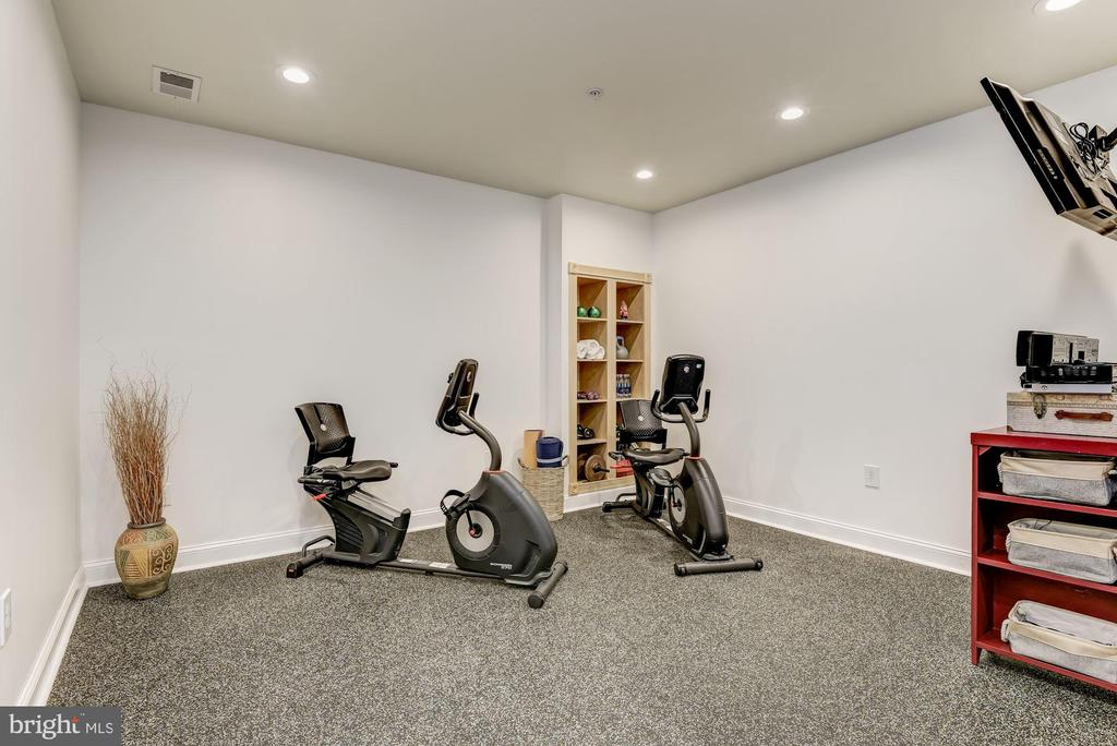 Exercise Room - 24018 BURNT HILL RD, CLARKSBURG