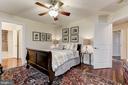 Bedroom - 24018 BURNT HILL RD, CLARKSBURG