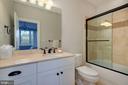 Bedroom #2 Bath - 6622 MALTA LN, MCLEAN