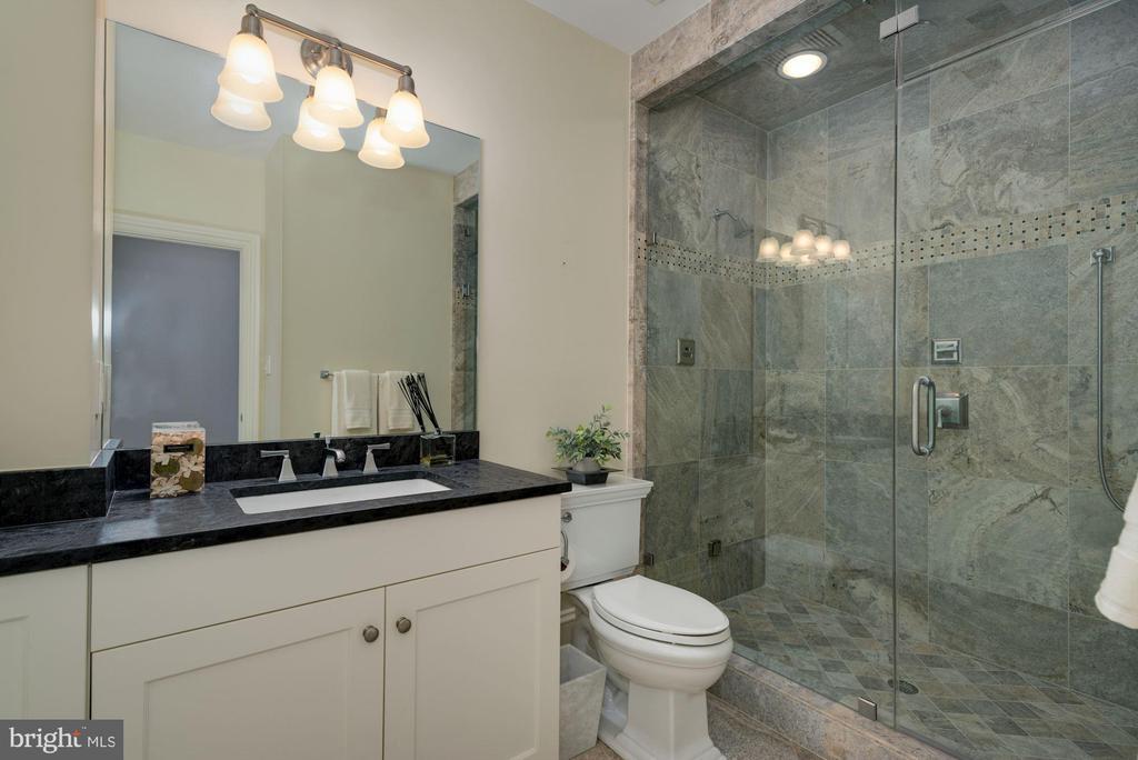Bath with Luxury Steam Shower - 6622 MALTA LN, MCLEAN