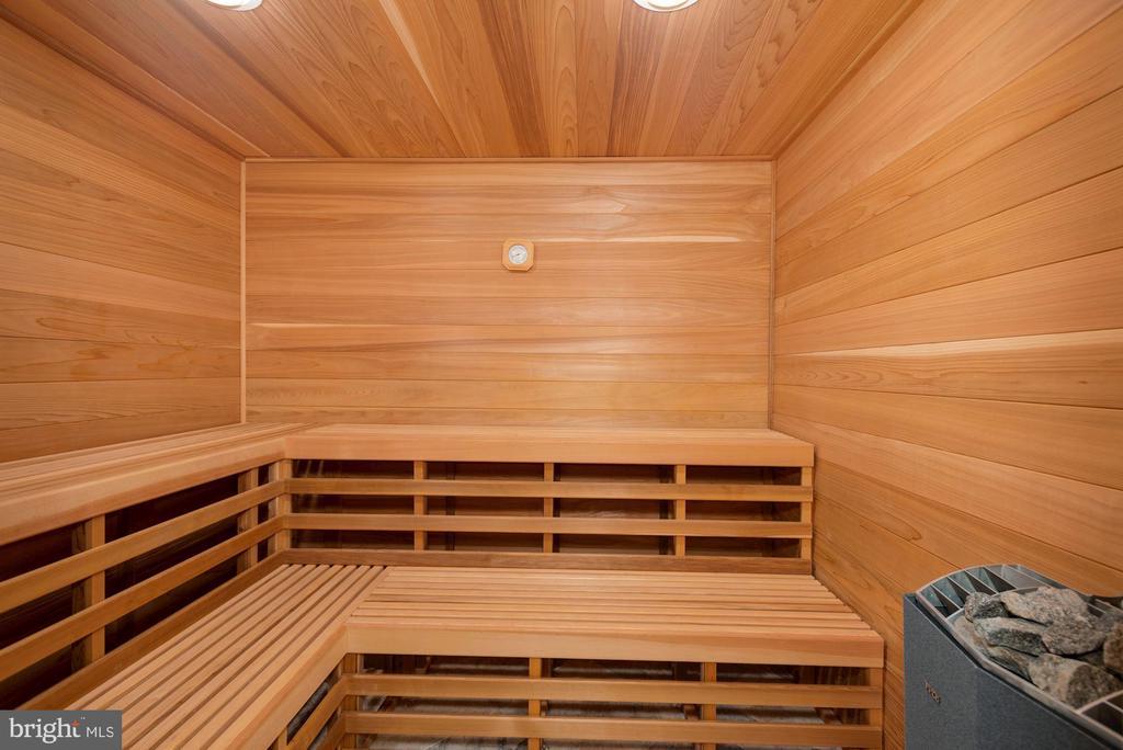 Sauna - 6622 MALTA LN, MCLEAN