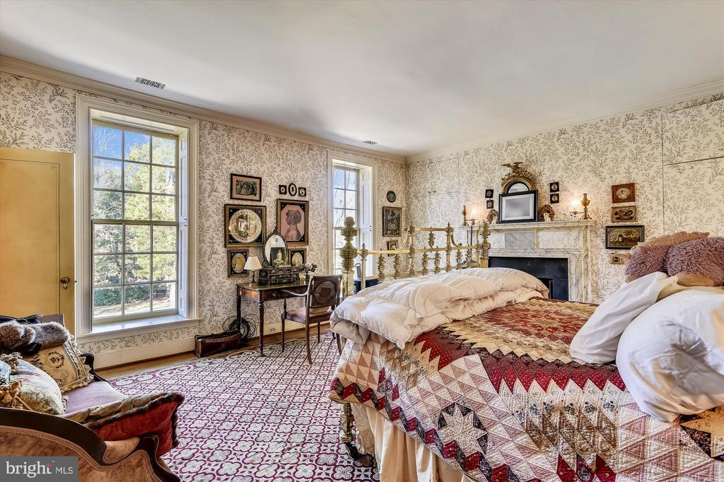 Primary bedroom - 22956 CARTERS FARM LN, MIDDLEBURG