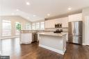Kitchen - 20486 CHERRYSTONE PL, ASHBURN