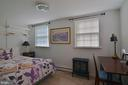 View of  Bedroom as previously furnished - 330 A ST SE, WASHINGTON