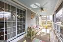 Screened In Porch - 8515 RIVERSIDE RD, ALEXANDRIA