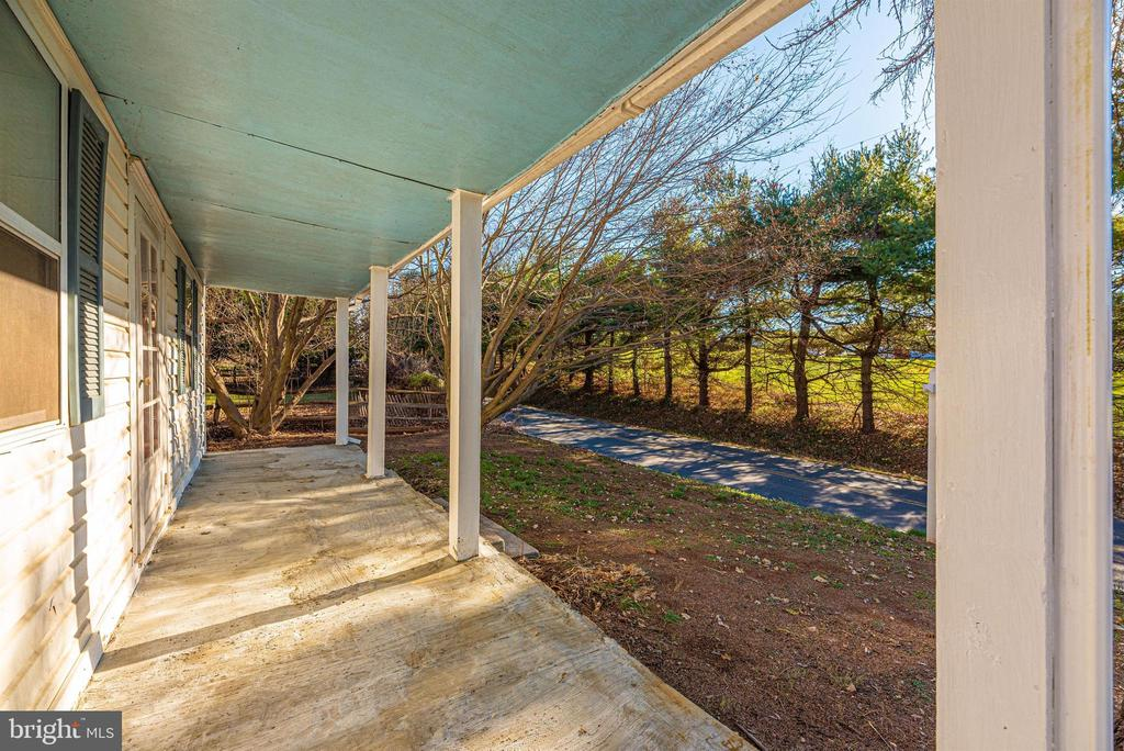 Exterior Front Porch - 14702 OAK ORCHARD RD, NEW WINDSOR