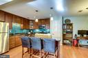 Kitchen - 4133 S FOUR MILE RUN DR #D, ARLINGTON