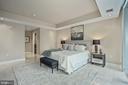 Primary Bedroom - 1881 N NASH ST #509, ARLINGTON
