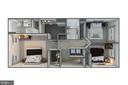 Third Floor - 456 BARNWELL DR, STAFFORD