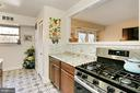 Gas cooking and heat are included in condo dues! - 403 N BEAUREGARD ST #304, ALEXANDRIA